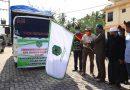 Hamdam Berangkatkan Dua Rombongan Bantuan Banjir ke Kalsel