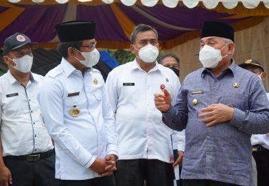 Pemprov Kaltim dan Kabupaten PPU Salurkan 36 Ton Beras CPPD