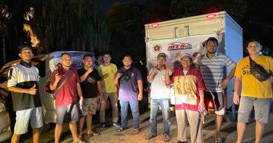 Catatan Perjalanan Mengantar Donasi Korban Banjir Bandang Kalsel (2)