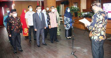 Muliadi Dilantik Sebagai Ketua GPMB Kabupaten PPU