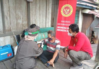 BIN Lanjutan 3 Ribu Vaksinasi Pelajar dan Masyarakat di Kukar