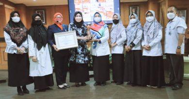 kabupaten PPU Menerima Penghargaan Perdana APE tahun 2021